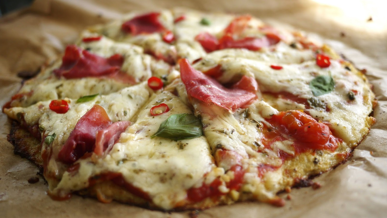 cauliflower pizza recipe - 17